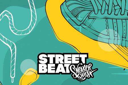STREET BEAT запускает квест, посвященный кроссовкам и стрит-культуре
