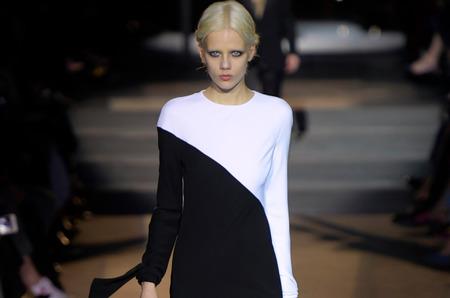 Неделя моды в Нью-Йорке: Carolina Herrera. Осень, 2018