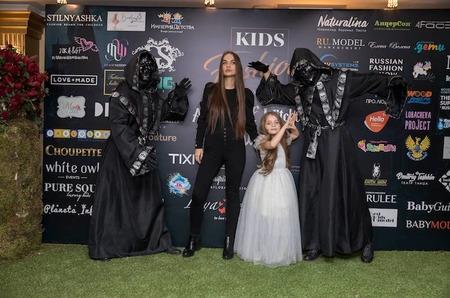 """Премия """" KidsFashionAwards"""" 2019 - полный список победителей и яркие моменты церемонии"""