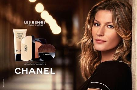"""Жизель Бундхен - лицо кампании """"Les Beiges"""" Chanel"""