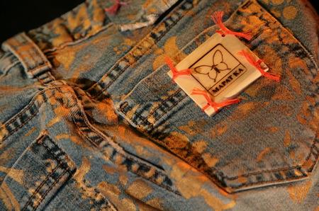 Учимся декорировать джинсы с Учебным Центром Марата Ка