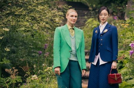 Дом Gucci объединит моду и технологии