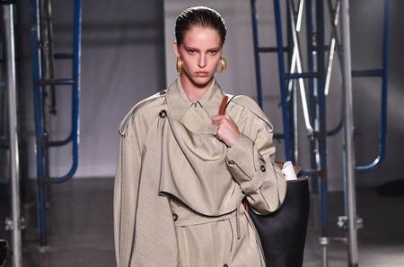 Неделя моды в Нью-Йорке: Proenza Schouler. Весна, 2020