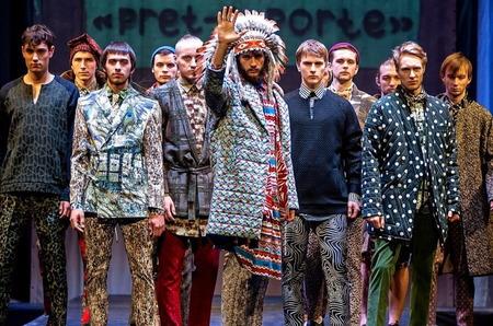 «Сибирская Этника 2014». Эко-тенденции в работах молодых дизайнеров