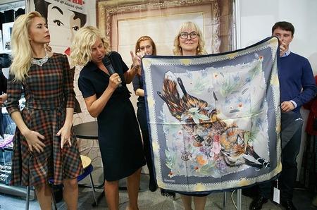 «ОХОТА НА СТРЕКОЗ» на XIII-й выставке «Бижутерия от винтажа до наших дней»