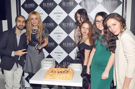 """День Рождения молодежного журнала о моде и красоте """"Elysee"""""""