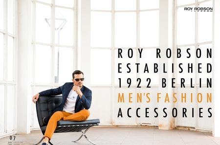 Roy Robson весна-лето 2016