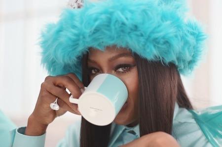 Знаменитости в праздничной кампании Tiffany & Co