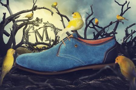 Бренд мужской обуви Millioner готовит коллекцию следующего года