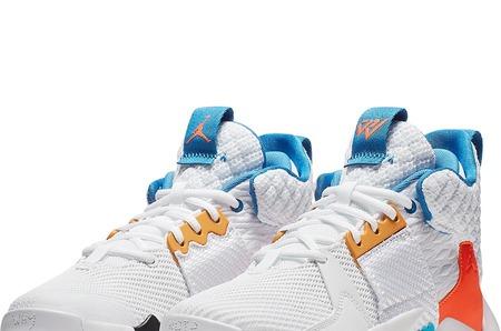 Новинки STREET BEAT KIDS: кроссовки для детей Jordan WHY NOT ZER0.2