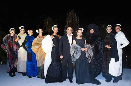 Дефиле от модного дома Igor Gulyaev покорило звездный бал российской элиты!