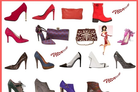 Подарочно-обувной сезон зима-весна продолжается!