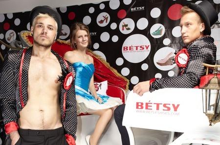 BETSY на «Евробале 2013»