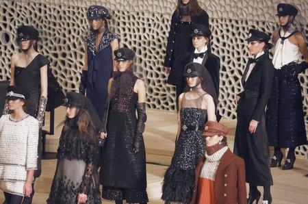 Коллекция Chanel Metiers d'Art. Pre-Fall, 2018
