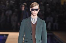 Неделя мужской моды в Милане. Prada, весна-лето 2015