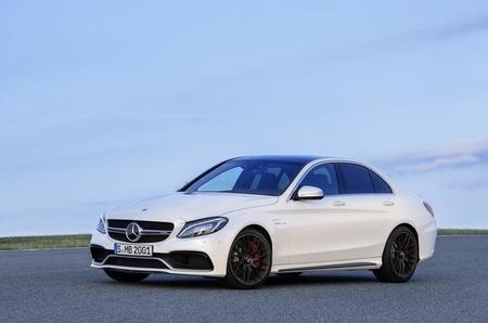 Новый Mercedes C-Класс: во всем блеске