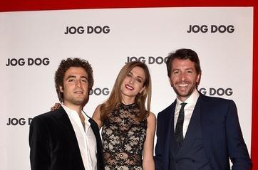 Fwd: Bryanboy&Франческа Версаче&Алессандро Энрикес на ужине JOG DOG