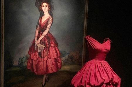Стиль Balenciaga в контексте испанского искусства