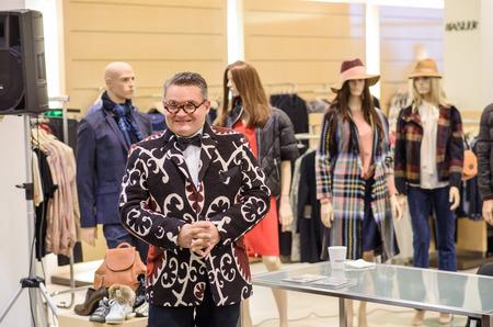 «Модный разговор» с Александром Васильевым в Универмаге «ХЦ Рублевский»