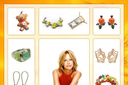 Оранжевое небо: все цвета для Женщины-Весны!