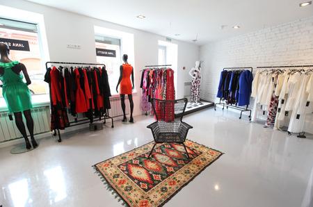 Новое fashion-пространство JANA SEGETTI