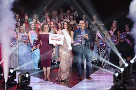 В Москве выбрали самую миниатюрную красавицу на конкурсе для девушек невысокого роста «Miss International Mini 2019».