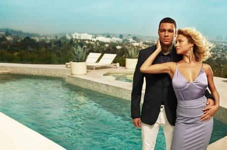 Роуз Бертрам и Грегори Ван Дер Вил в осенней модной истории Marciano Los Angeles