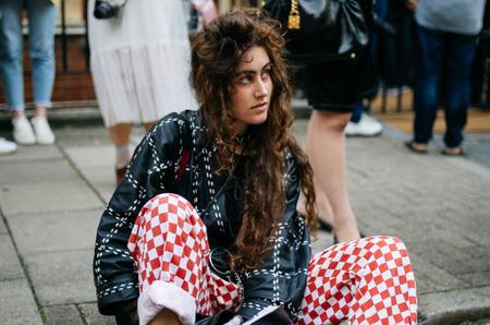 Стритстайл: Неделя моды в Лондоне. Весна, 2019