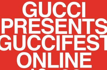 В понедельник 16 ноября стартует кинофестиваль Gucci