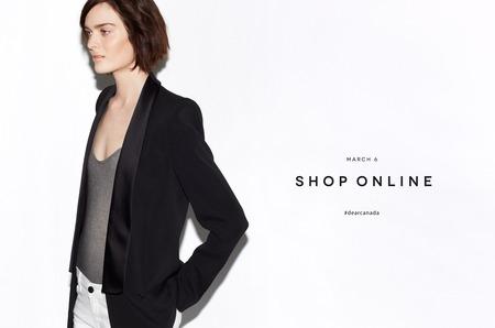 Марка Zara расширяет присутствие в онлайн
