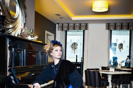 """Возвращение эпохи романтизма, бескомпромиссной красоты и роскоши, царившей во времена Серебряного века в капсульной коллекции """"Le charme"""" от дизайнера - Евгении Назаровой"""