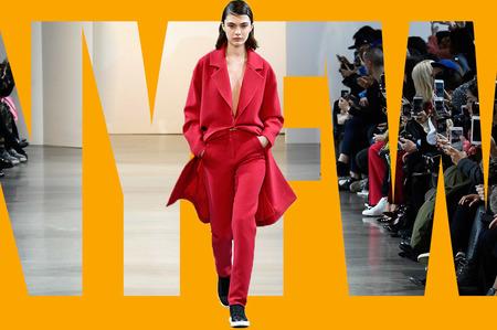 Расписание Недели моды в Нью-Йорке заметно сократилось