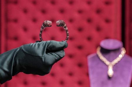 Линия высокого ювелирного искусства от Gucci