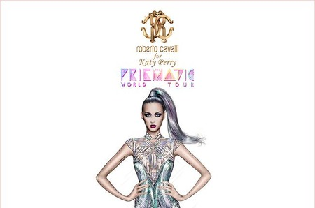 """Роберто Кавалли создаст дизайн костюмов Кэти Перри для её нового тура """"Prismatic"""""""