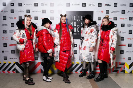 Мода для взрослых и детей! В рамках 25-ой Недели моды в Москве прошёл совместный показ бренда ODRI Mio и бренда детской одежды Oldos.