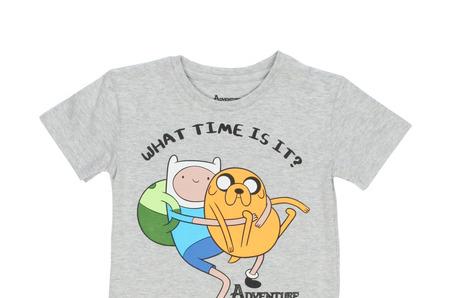 ТВОЕ и Adventure time снова запускают совместную коллекцию