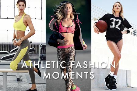 10 спортивных фэшн-фотографий