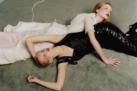 Рут и Мэй Белл для Vogue Paris. Апрель, 2016