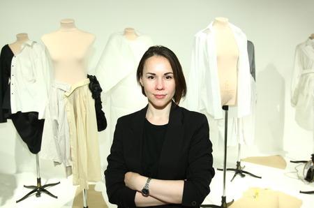 В павильоне «Космос» ВДНХ стартовала персональная выставка Анны Халиулиной