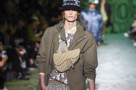 Коллекция Dior Homme Pre-Fall 2020