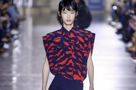 Неделя моды в Париже: Givenchy. Весна-лето, 2018
