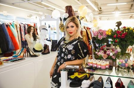 Белла Потёмкина устроила праздник для поклонниц бренда в свой День рождения