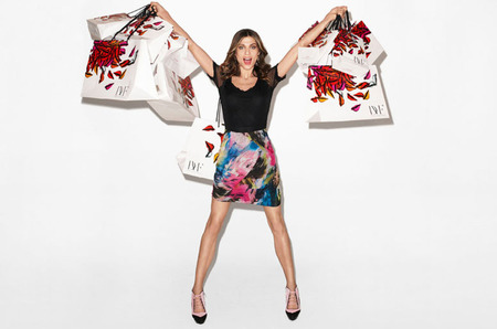 Осенняя рекламная кампания Diane von Furstenberg