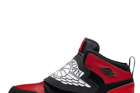 Новинки STREET BEAT KIDS: детские кроссовки Jordan Sky Jordan 1