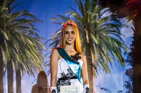 """Miss Fashion Marine Fest 2015""- украинка Полина Лавриненко!"