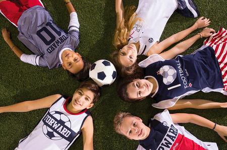 Футбол и мода: эксклюзивная детская коллекция бренда Gulliver