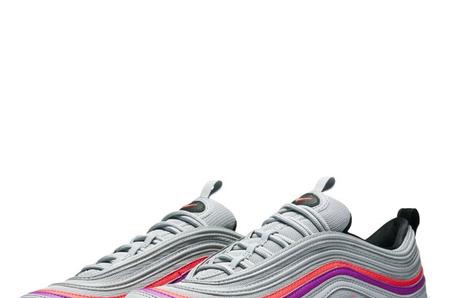 Новая расцветка Nike Air Max 97 для девушек в STREET BEAT