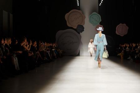 22 октября 2016 года состоялся Mercedes-Benz Fashion Day Saint Petersburg