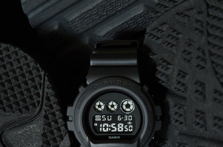 G-SHOCK All in Black