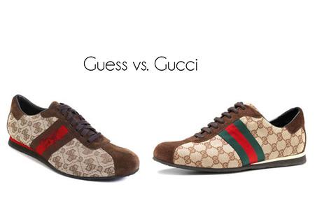 Спор между Gucci и Guess разрешен